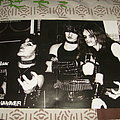 Hellhammer - Group Photo Poster from Loud