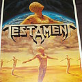 Testament - Practice what you Preach / The New Order Poster