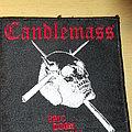 Candlemass - Patch - Candlemass - Epicus Doomicus Metallicus Patch