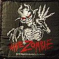 White Zombie - Demon/Logo Patch