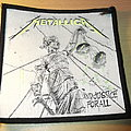 Metallica - Patch - Metallica - ...And Justice for All Patch