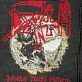Death - Patch - Death - Individual Throught Paterns Patch