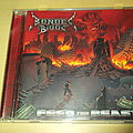 Bonded by Blood - Feed the Beast  signed CD Tape / Vinyl / CD / Recording etc