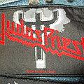 Judas Priest - Logo Fork Patch