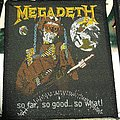 Megadeth - So far, so good so What? Patch
