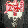 Death - Patch - Death - Individual Throught Paterns skull Patch