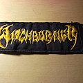 Witchburner - Logo Patch