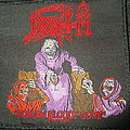 Death - Patch - Death - Scream Bloody Gore Patch