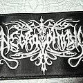 Necrophobic - Patch - Necrophobic logo Patch