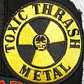 Toxic Holocaust - Toxic Thrash Metal Patch