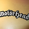 Motörhead - Logo Patch