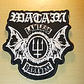 Watain - Patch - Watain - Lawless Darkness crest Patch