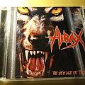 Hirax - The new Age of Terror CD
