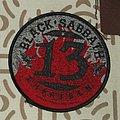 Black Sabbath - 13 Patch
