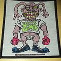 White Zombie - Patch - White Zombie - Alien Boxer Patch