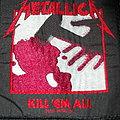 Metallica - Kill'em All Patch