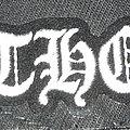 Bathory - Logo Patch