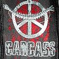 Carcass - Patch - Carcass - Heartwork Patch