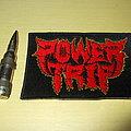 Power Trip - Patch - Power Trip - Logo Patch