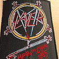 Slayer - Patch - Slayer - Haunting the Chapel  cover Artwork Patch