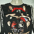 Metallica - Hooded Top - Metallica collage /RTL cover bootleg Hoodie from my teen years