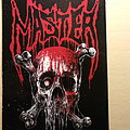 Master - Zombie Skull Logo Fridge Magnet. Other Collectable