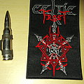 Celtic Frost - Patch - Celtic Frost - Morbid Tales crest Patch