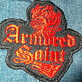 Armored Saint - Patch - Armored Saint Patch