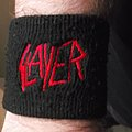 Slayer - Logo Wristband