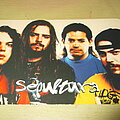 Sepultura - Other Collectable - Sepultura band photo postcard