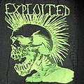 The Exploited - Patch - The Exploited - Skull Punk Patch
