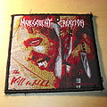 Malevolent Creation - Patch - Malevolent Creation - The Will to Kill Patch