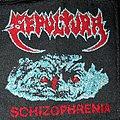 Sepultura - Schitzophrenia Patch