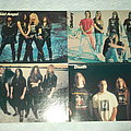 Death - Other Collectable - Death Metal Poster featuring Deicide, Death, Morbid Angel, Obituary