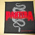 Pantera - Patch - Pantera - The Great Southern Trendkill Snake Patch