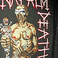 Napalm Death - Utopia Banished Patch