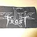 Celtic Frost - Logo Patch