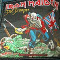 Iron Maiden - Patch - Iron Maiden - The Trooper Patch