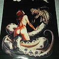 Whitesnake - Other Collectable - Whitesnake - Lovehunter Poster
