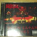 Deicide - Tape / Vinyl / CD / Recording etc - Deicide - When Satan Lives CD