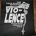 Vio-lence - The Palm Sunday Massacre textile Poster Other Collectable