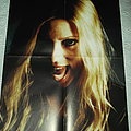 Arch Enemy - Other Collectable - Arch Enemy - Angela Grossow Poster from Loud Mag.