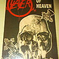 Slayer - Other Collectable - Slayer - South of Heaven Postcard