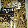 Paradise Lost - Tragic Idol promotion Poster Other Collectable