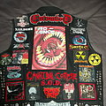 Nailbomb - Battle Jacket - New update to my Vest!