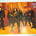 Cradle of Filth - Terrorizer Poster Other Collectable