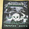 Metallica - Creeping Death Patch