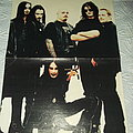 Cradle of Filth - Poster from Kerrang Mag. Other Collectable