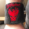 Destruction - Skull logo Wristband Other Collectable