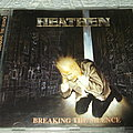 Heathen - Breaking the Silence CD